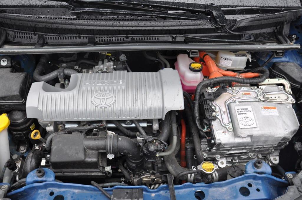 Toyota Yaris 1.5 HSD e-CVT