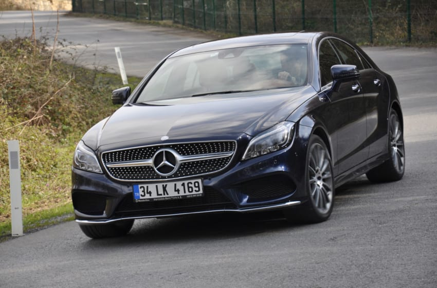 Mercedes-Benz CLS250 BlueTec 4MATIC FL