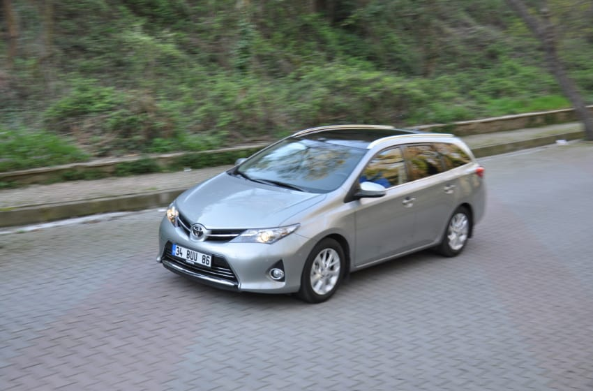 Toyota Auris Touring Sports 1.6 Multidrive S