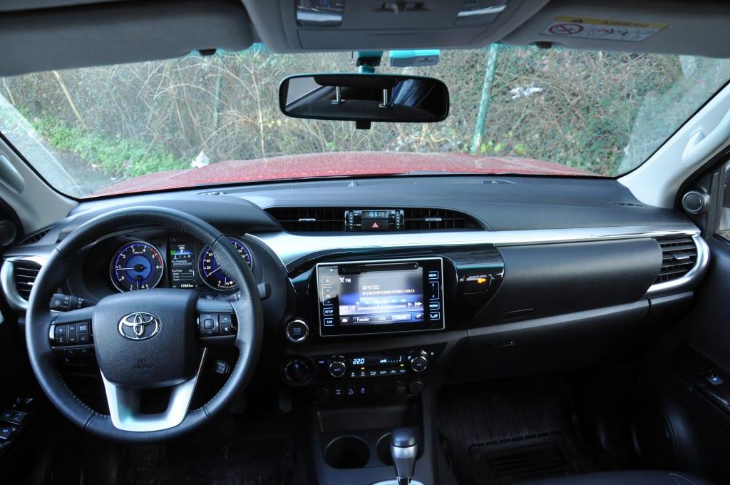 Toyota Hilux 2.8L D-4D