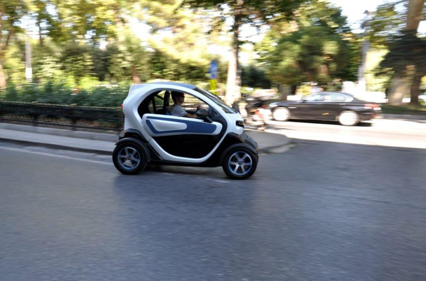 Renault Twizy Life