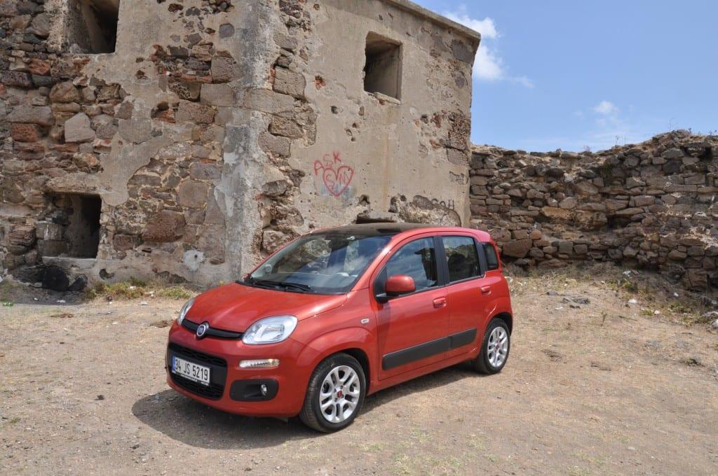 Fiat Panda www.e-motoring.com