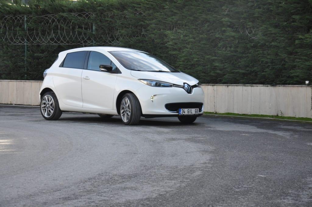 Renault ZOE Zen www.e-motoring.com