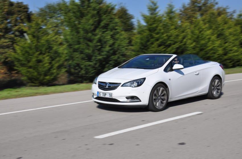 Opel Cascada 1.6 SIDI Turbo ECOTEC