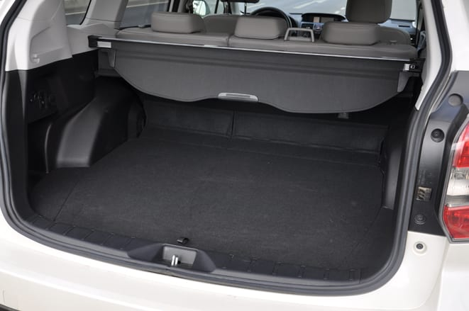 Subaru Forester AWD 2.0L Turbo CVT www.e-motoring.com