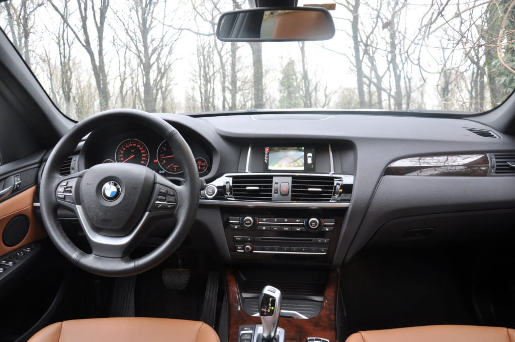 BMW X3 sDrive 2.0i