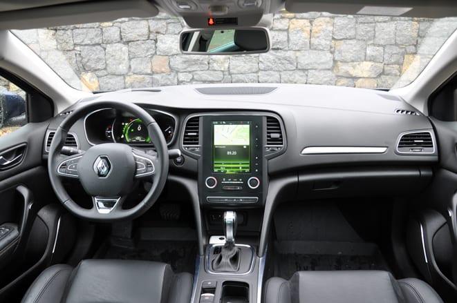 Renault Megane Sedan 1.2 16V Turbo EDC