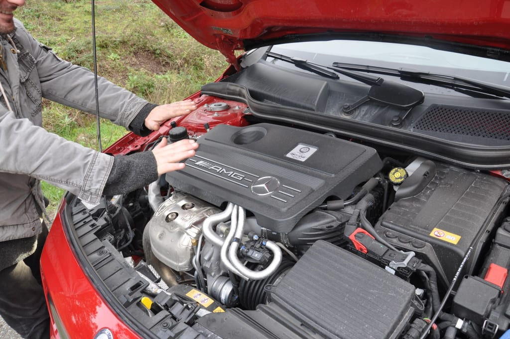Mercedes-AMG GLA45 4MATIC www.e-motoring.com