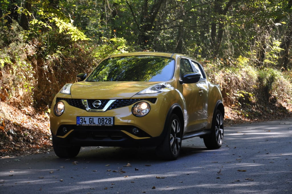 Nissan Juke 1.5 dCi Special Edition www.e-motoring.com