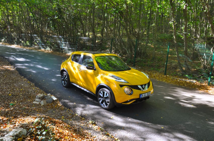 Nissan Juke 1.5 dCi Special Edition