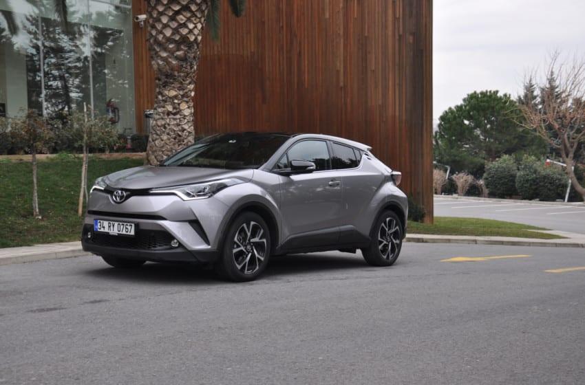 En fazla satılan Toyota C-HR Hybrid