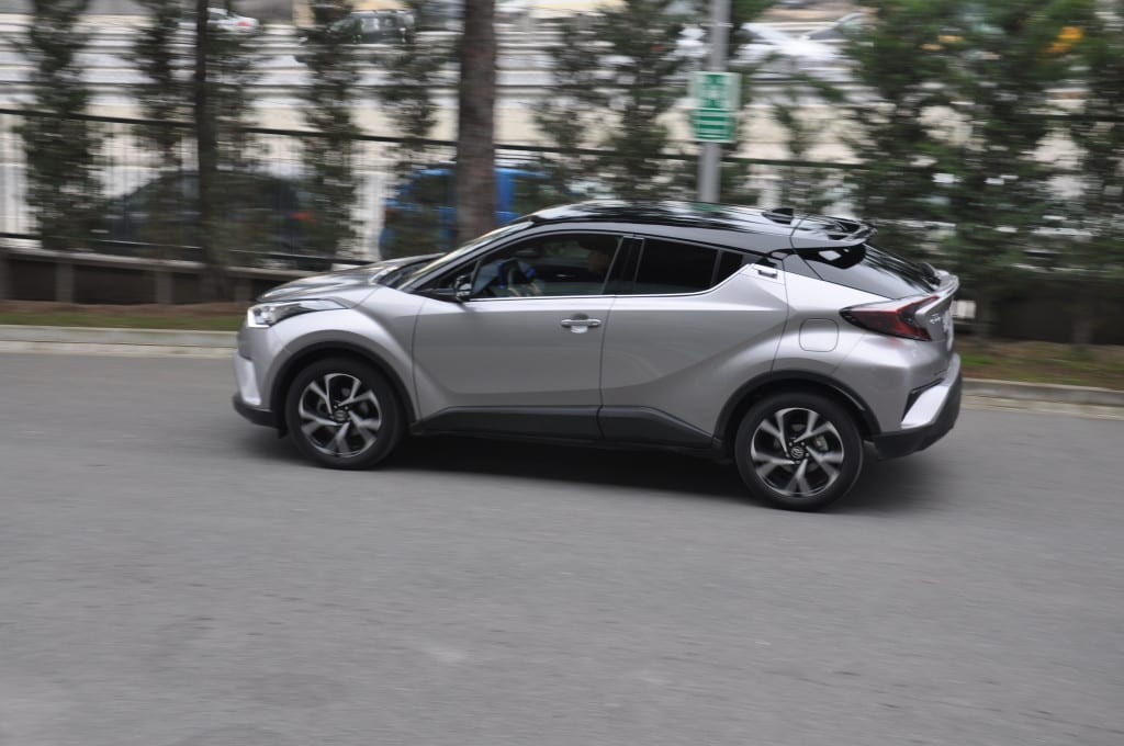Toyota C-HR 1.2 Turbo 4x4 Multidrive S