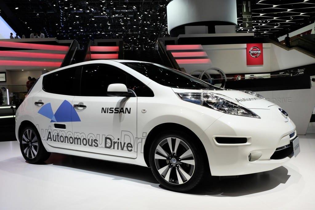 Nissan@Cenevre Motorshow www.e-motoring.com
