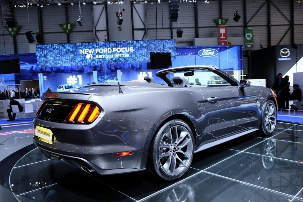 Fors Mustang www.e-motoring.com