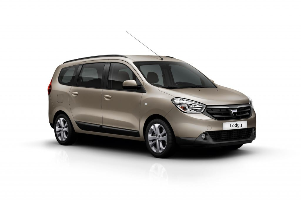 Dacia Lodgy www.e-motoring.com