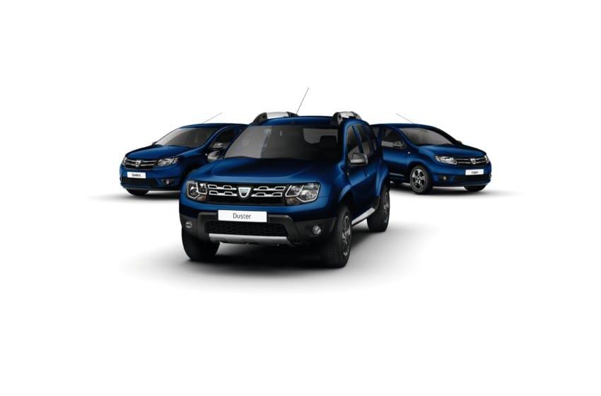 Dacia modellerinde özel seri