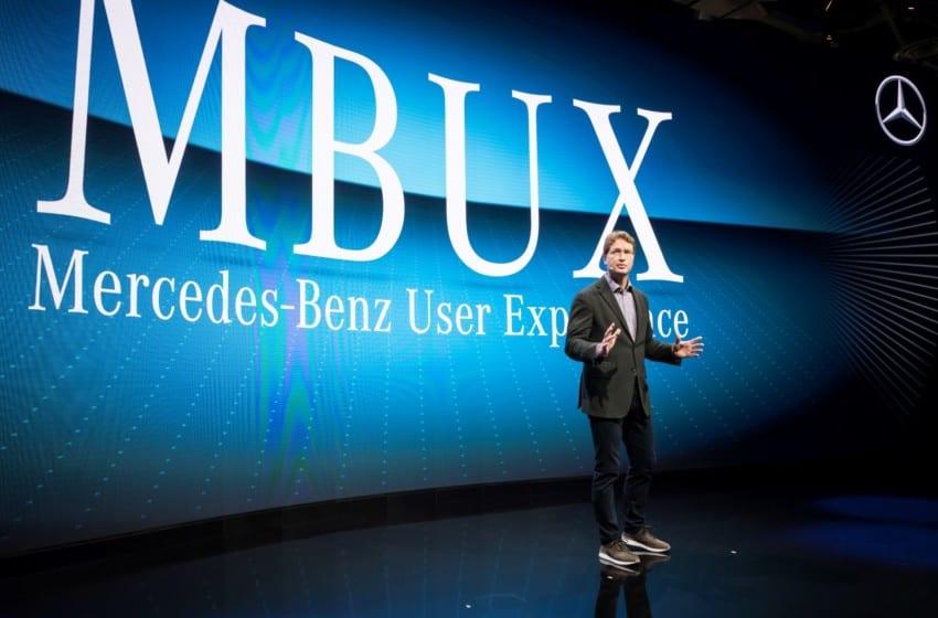 Mercedes-Benz'den yeni multimedya sistemi: MBUX