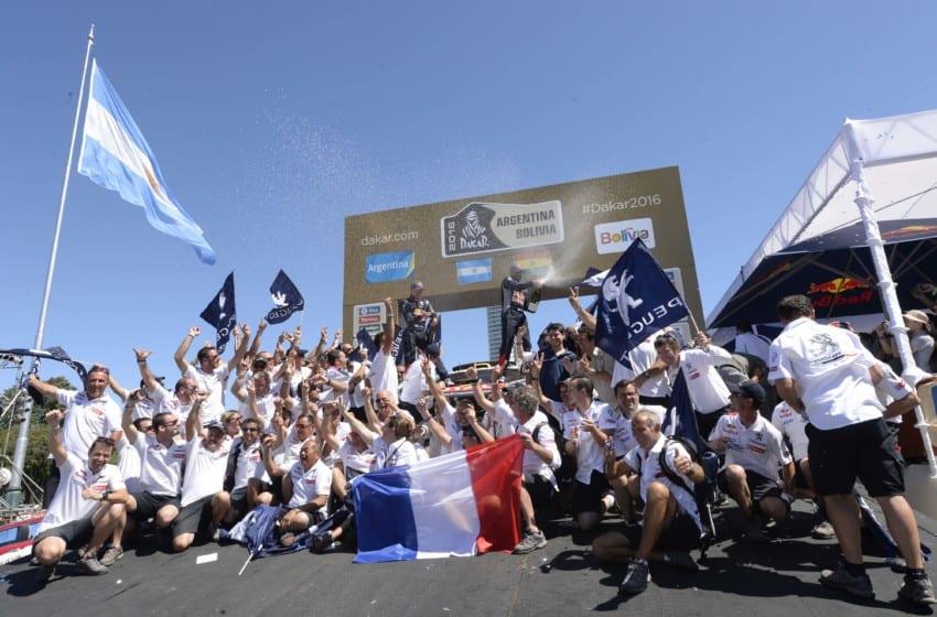 Dakar Rallisi'nde 26 yıl sonra gelen zafer