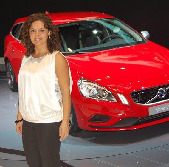 Volvo Car Türkiye Pazarlama Direktörü Ebru Ekşi Akınoğlu