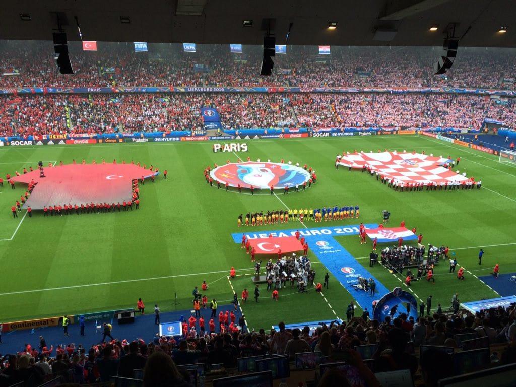 Euro 2016 Turkiye - Hirvatistan