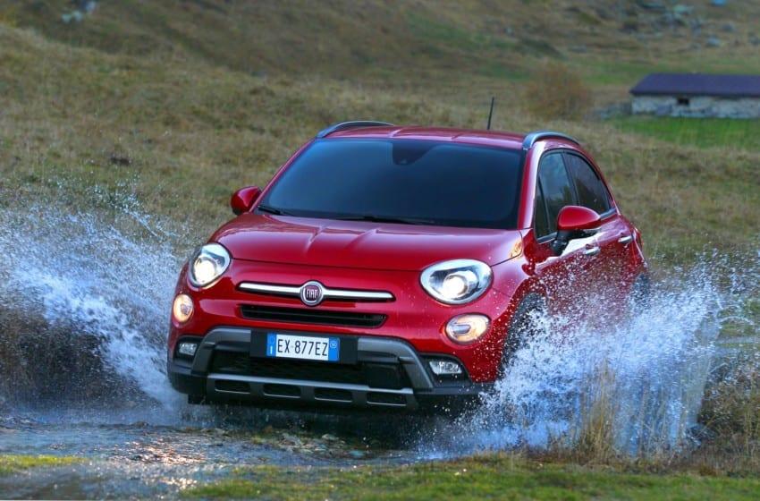Fiat 500X için geri sayım