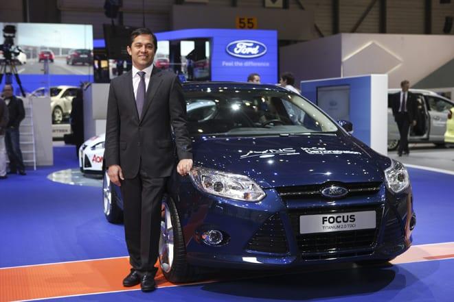 Yenilikçi Ford Cenevre'de