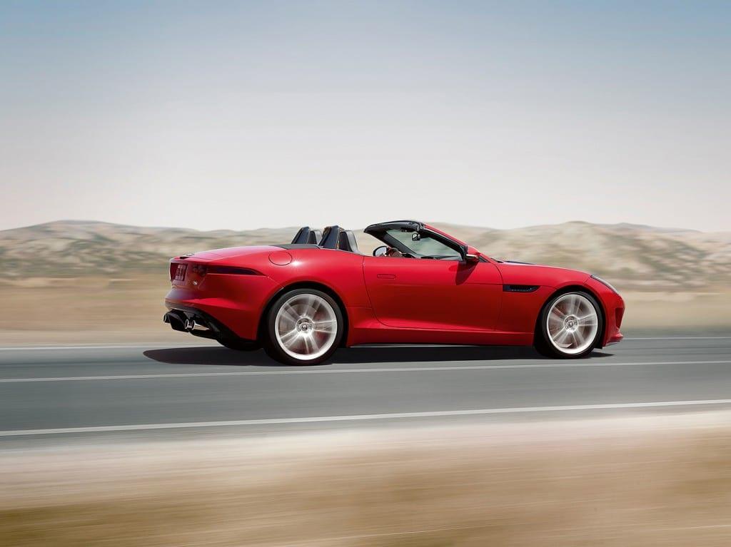Jaguar F-Type www.e-motoring.com