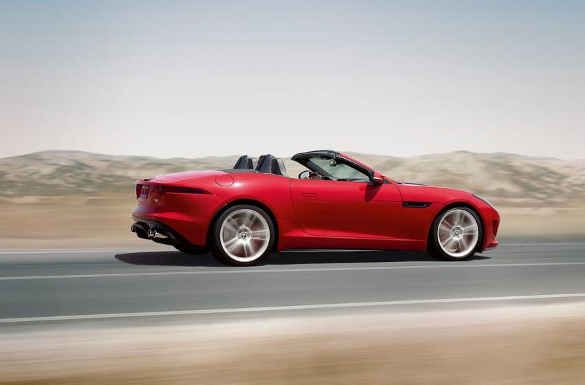 Jaguar F-Type'a ödül