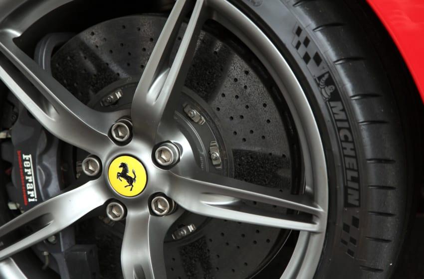Michelin'den Ferrari ve Porsche ile dev işbirliği