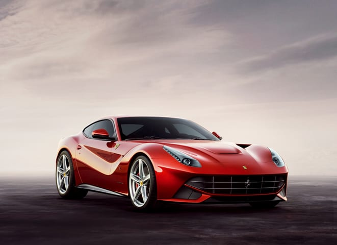 Top Gear F12berlinetta dedi