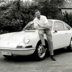 Ferdinand Alexander Porsche- Porsche Type 901 ile (1963) www.i-motoring.com