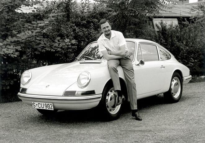 Porsche 911'in yaratıcısı Ferdinand Porsche'ye veda
