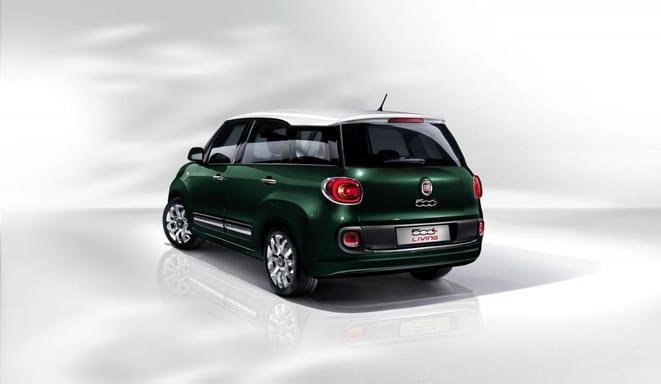 Fiat 500L Living www.e-motoring.com
