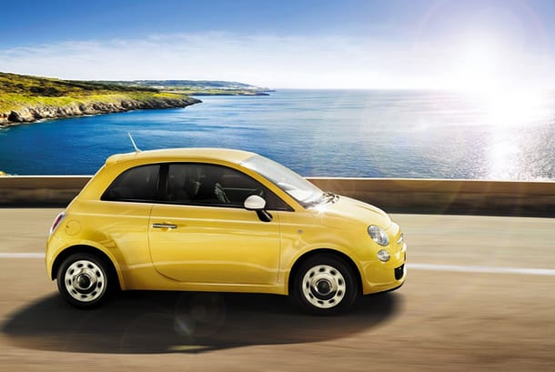 Fiat 500 www.e-motoring.com