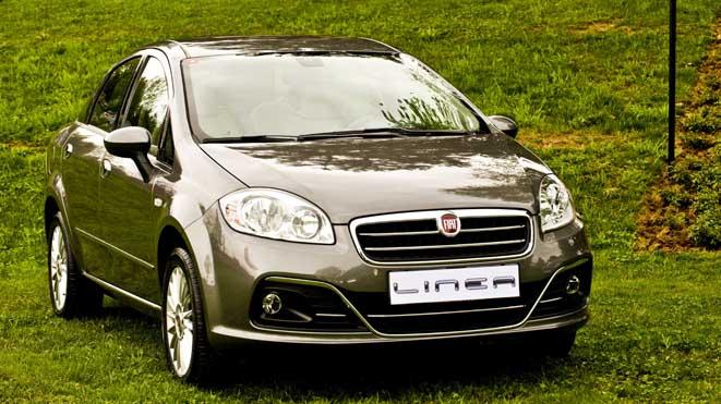 Fiat Linea yenilendi