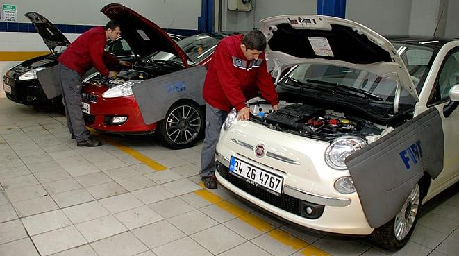 Fiat'tan hediyeli kış kampanyası