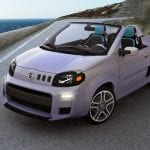 Fiat Uno Cabrio-1