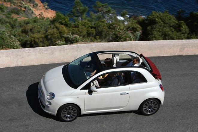 Fiat 500C, 4450 TL avantajla Fiat 500 fiyatına