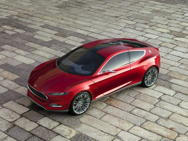 Ford yeni bir çizgiye doğru