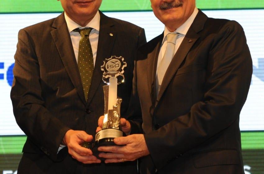 """""""Arka Pencere"""" ile gelen ISO Çevre Ödülü"""