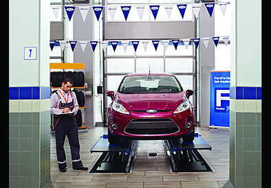 Ford servislerinde 5 yaş ve üzeri araçlara hediye indirim