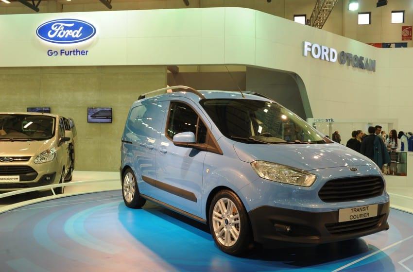 Comvex'te Ford Otosan'dan gövde gösterisi