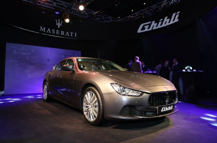 Maserati Ghibli 155 bin Euro'dan  satışa çıktı