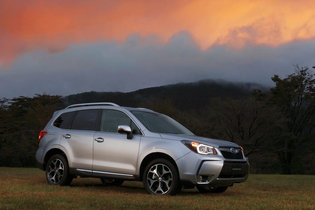 Subaru Forester www.e-motoring.com
