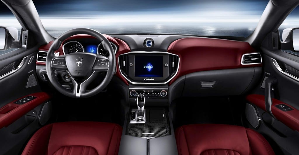 Maserati Ghibli www.e-motoring.com