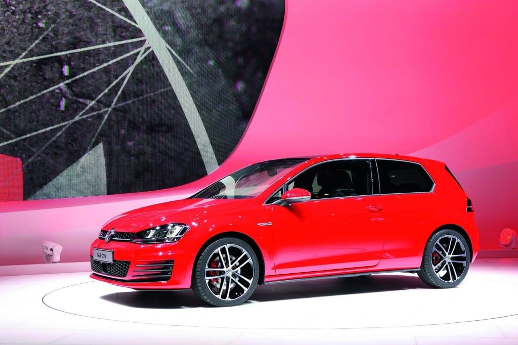 Volkswagen GTD www.e-motoring.com
