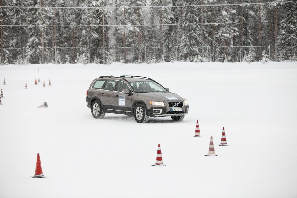 Kış lastiği © Foto: Per Pettersson.