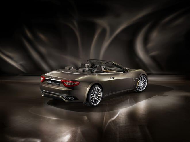 'Podyum'da bir Maserati