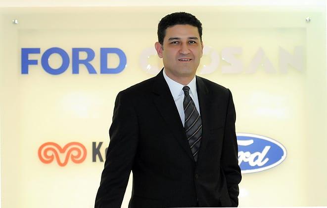 Ford Otosan'ın yeni genel müdürü Haydar Yenigün