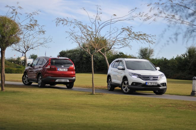 Honda CR-V www.e-motoring.com